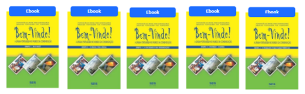BEM-VINDO! Grupos 1, 2, 3, 4 e 5 (Ebook)