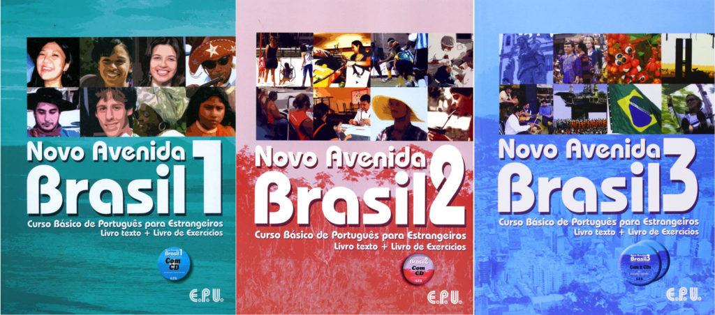 NOVO AVENIDA BRASIL, 1, 2 e 3