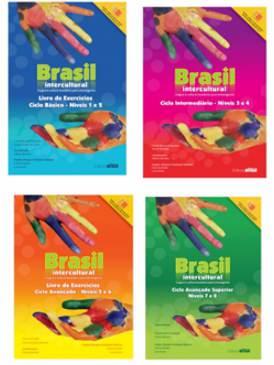 BRASIL INTERCULTURAL - Língua e Cultura Brasileira para Estrangeiros