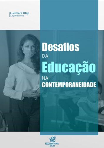 capa do livro Janiara de Lima Medeiros